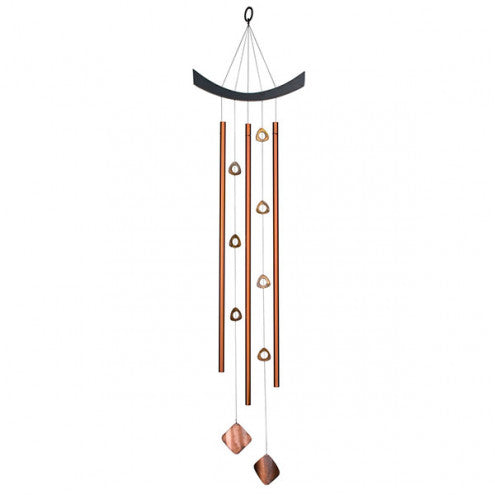 Feng Shui Tiger's Eye Energy Wind Chime
