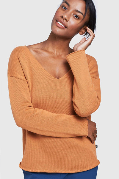 Fireside V-Neck Sweater