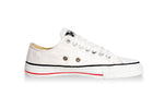 Sneakers Lowcuts White Organic Fairtrade