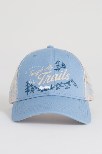 Women's Tough As Trails Trucker Hat