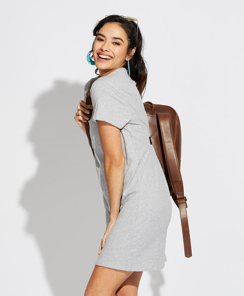 T-Shirt Pocket Dress