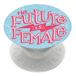 Female Future Sky