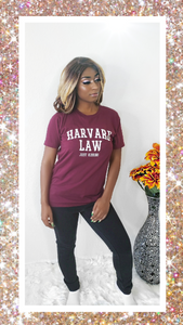 Harvard Law Tshirt