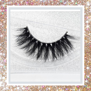 Luxury 3D Mink Lashes- D120