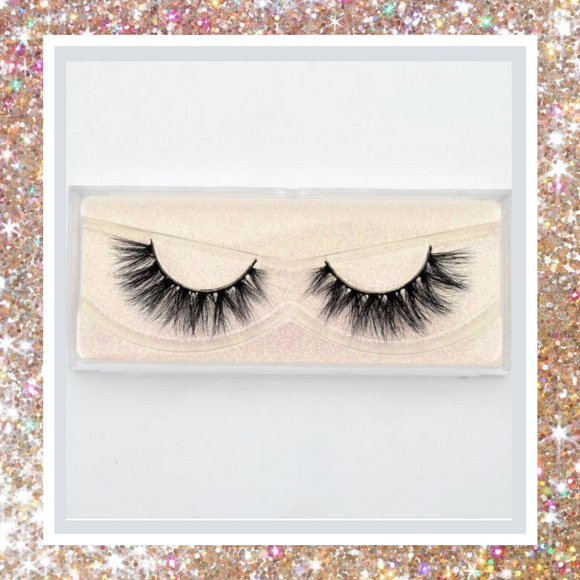 Luxury 3D Mink Lashes- E06