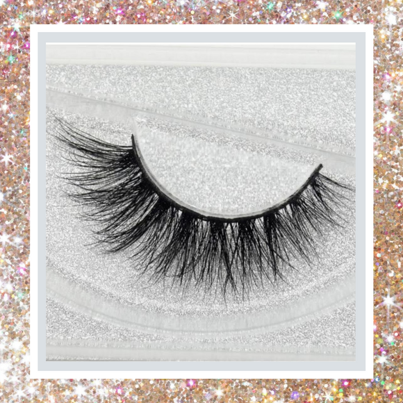 Luxury 3D Mink Lashes- D113