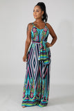 Let's Escape Maxi Dress