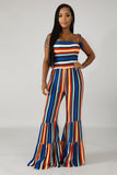 Fun Stripe Jumpsuit