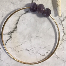 Load image into Gallery viewer, west_of_the_waves_amethyst_bangle