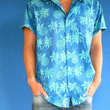 Load image into Gallery viewer, Men's Short Sleeved Party Shirt