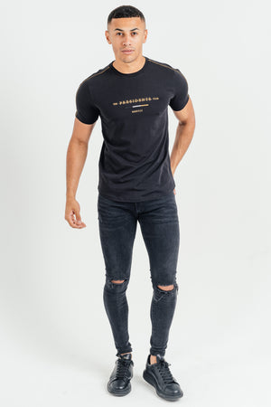 Men's Icon T-Shirt in Black