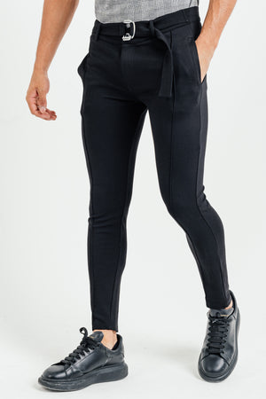 Men's Hillside Pants in Black