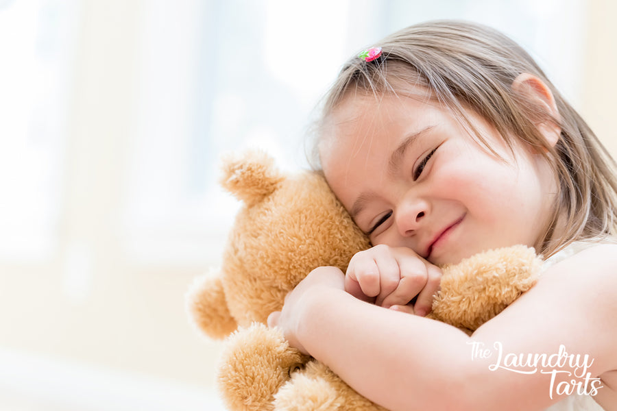 Treating your child's stuffy to the ultimate cleaning