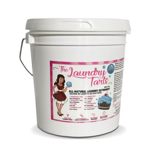 Laundry Tarts Powder Detergent (10lb bulk pail) - The Laundry Tarts