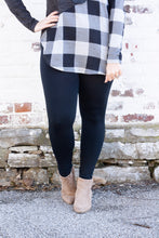 Load image into Gallery viewer, Fleece-Lined Leggings in Black - Deal of the Week