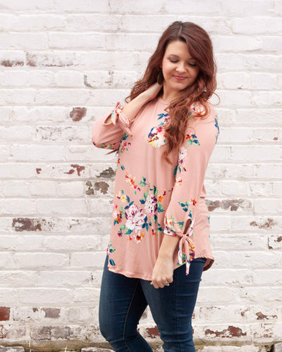 Hold My Hand Floral Blouse