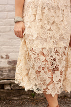 Load image into Gallery viewer, Delaney Lace Dress