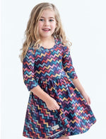 Charlie's Project Rainbow Hugs Collection Dress