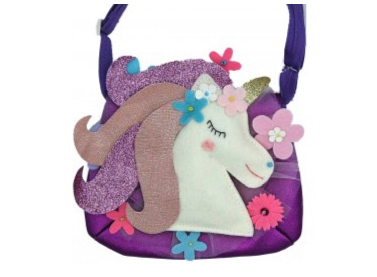 Lily and Momo Forest Unicorn Bag
