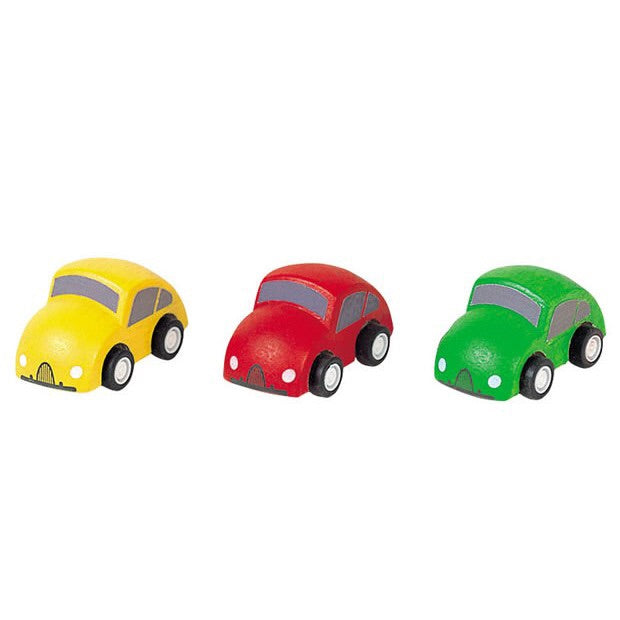 Plan Toys Cars-II