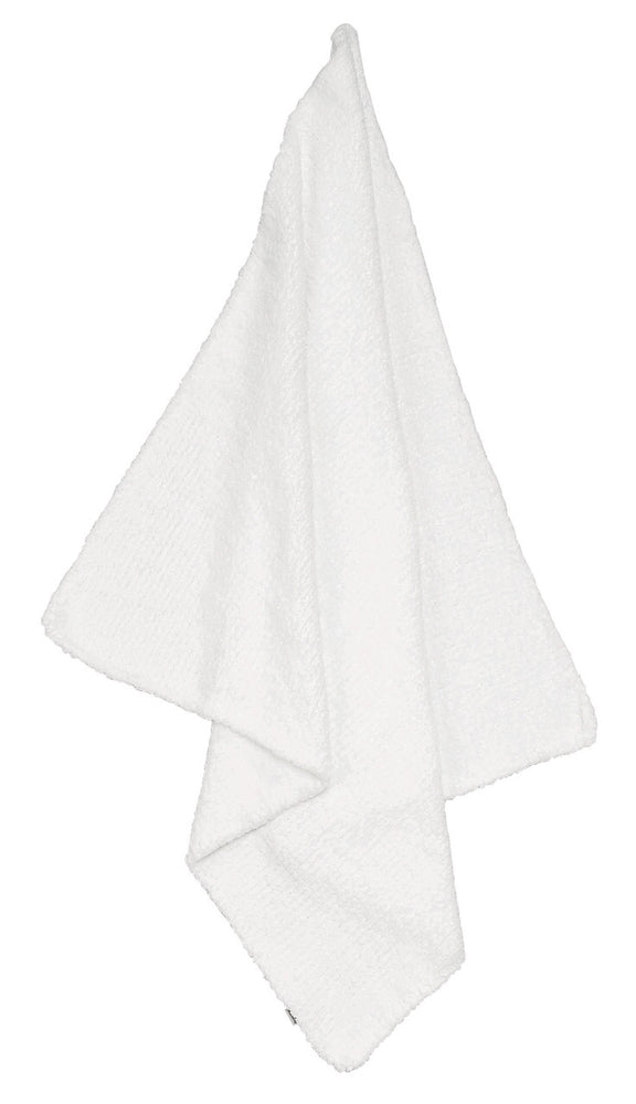 Angel Dear Chenille White Blanket