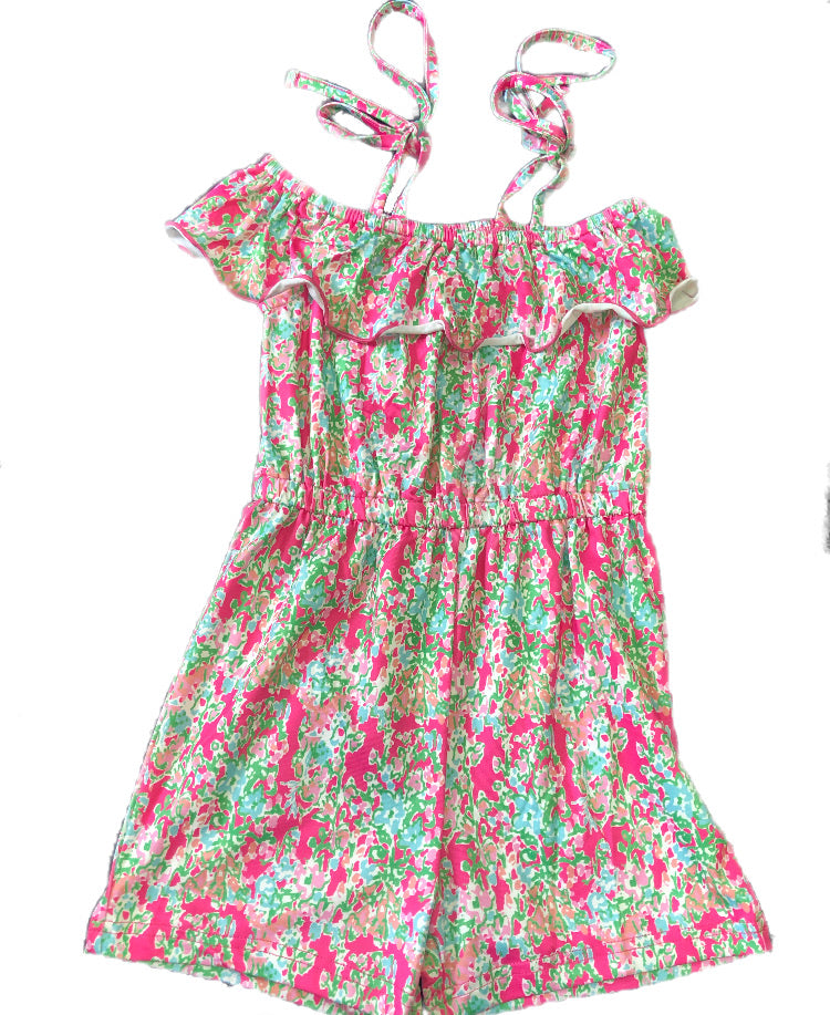 Charlie's Project Lilly Flower Romper