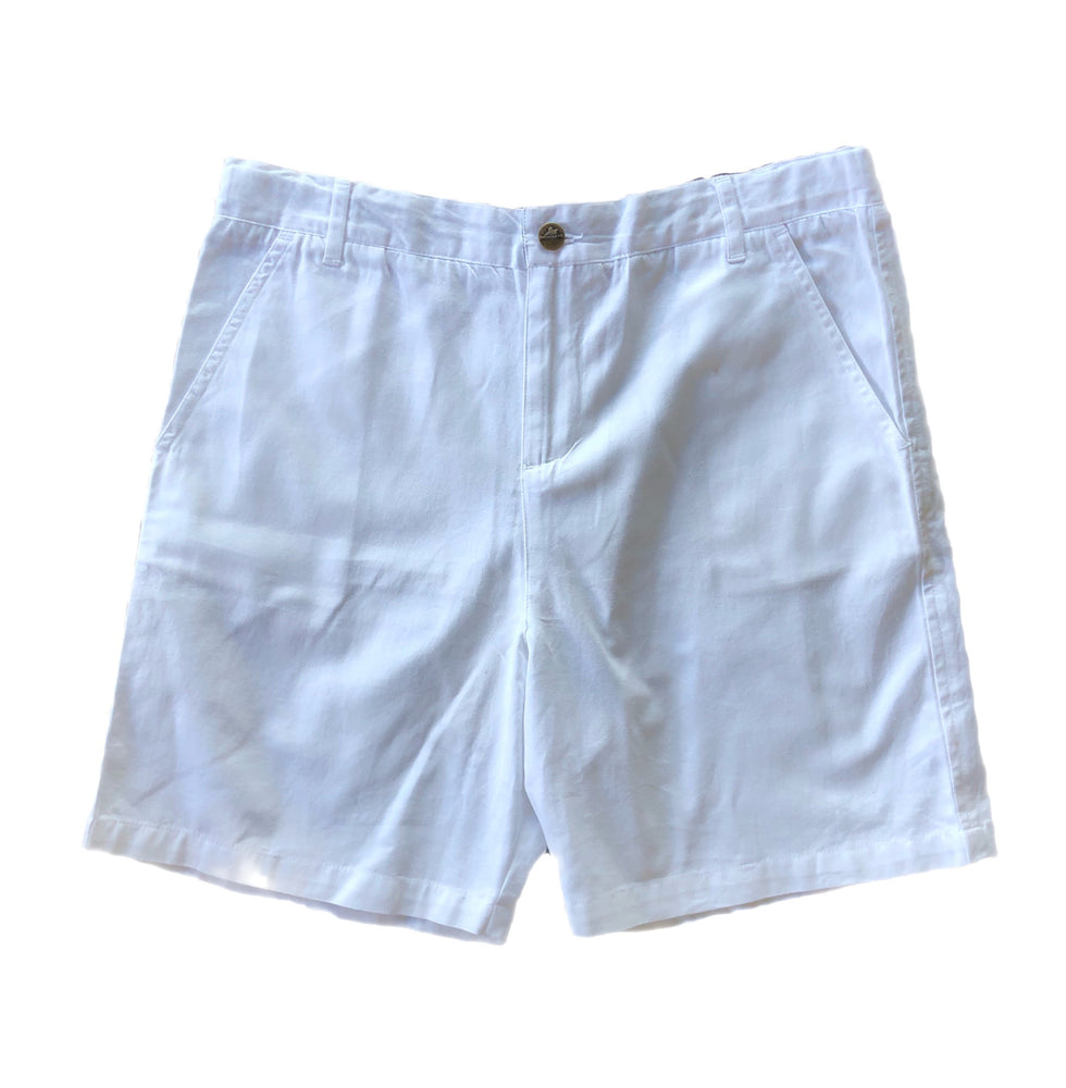 Southbound White Boys Shorts