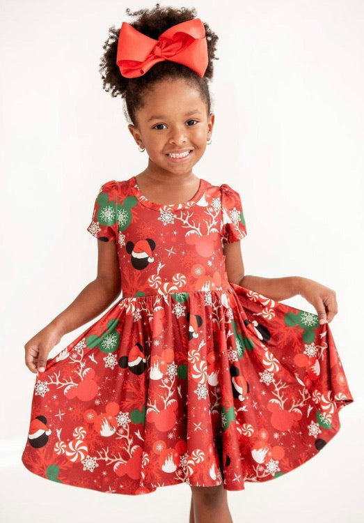 Charlie's Project Mini Winter Candy Hugs Collection Dress