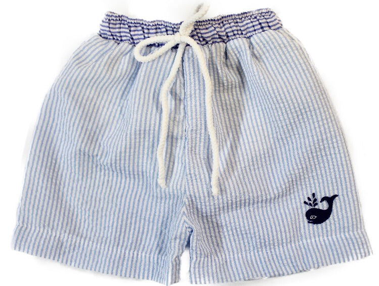 Sweet Dreams Blue Whale Swim Shorts