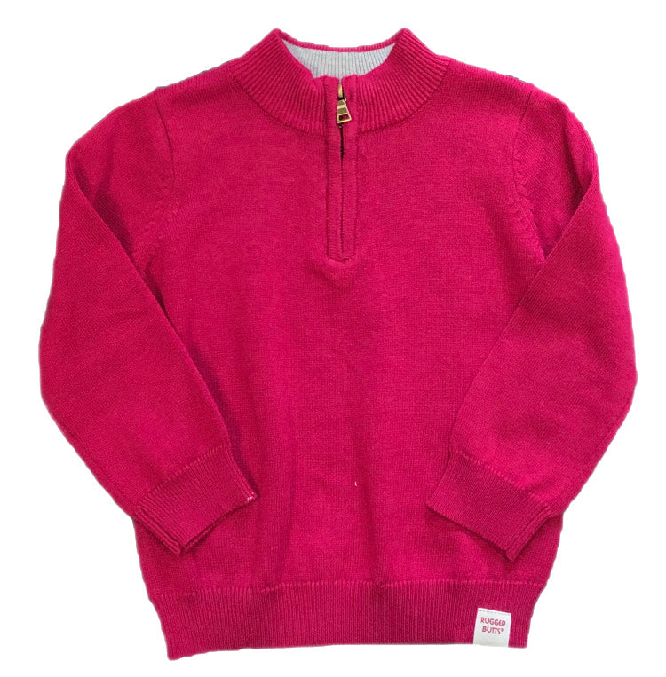 Rugged Butts Mulberry Sweater