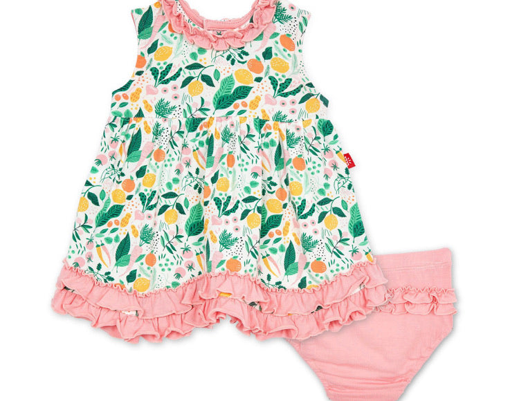 Magnetic Me Lemon Verbena Modal Magnetic Dress & Diaper Cover