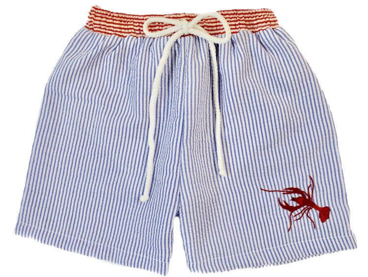 Sweet Dreams Crawfish Swim Shorts