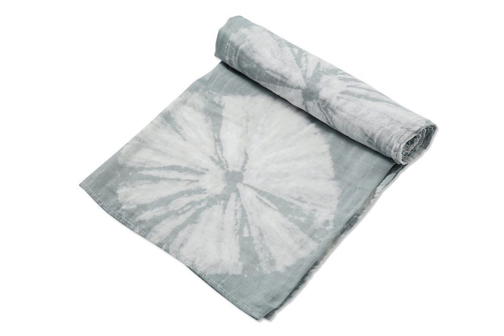 Angel Dear Bamboo Grey Swaddle Blanket