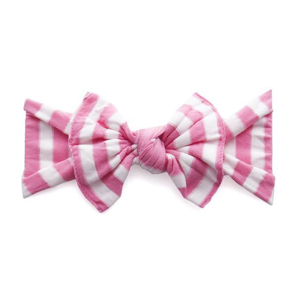 Baby Bling Pink Stripe Head Band