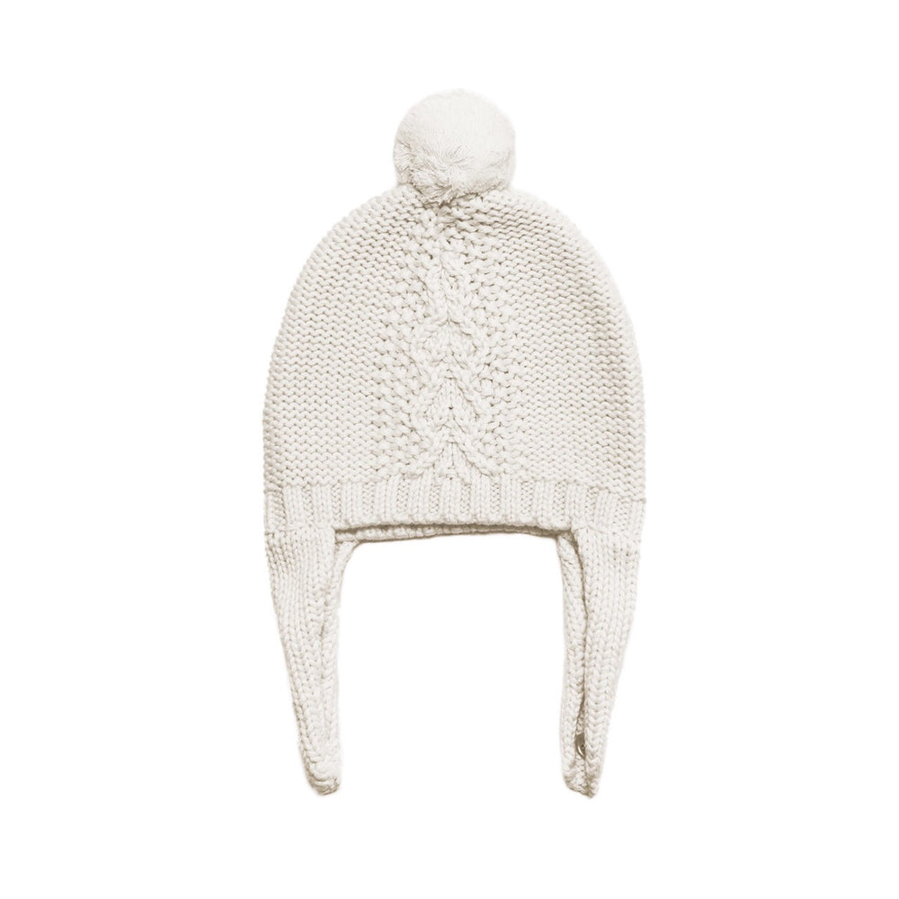 Angel Dear Ivory Pilot Hat