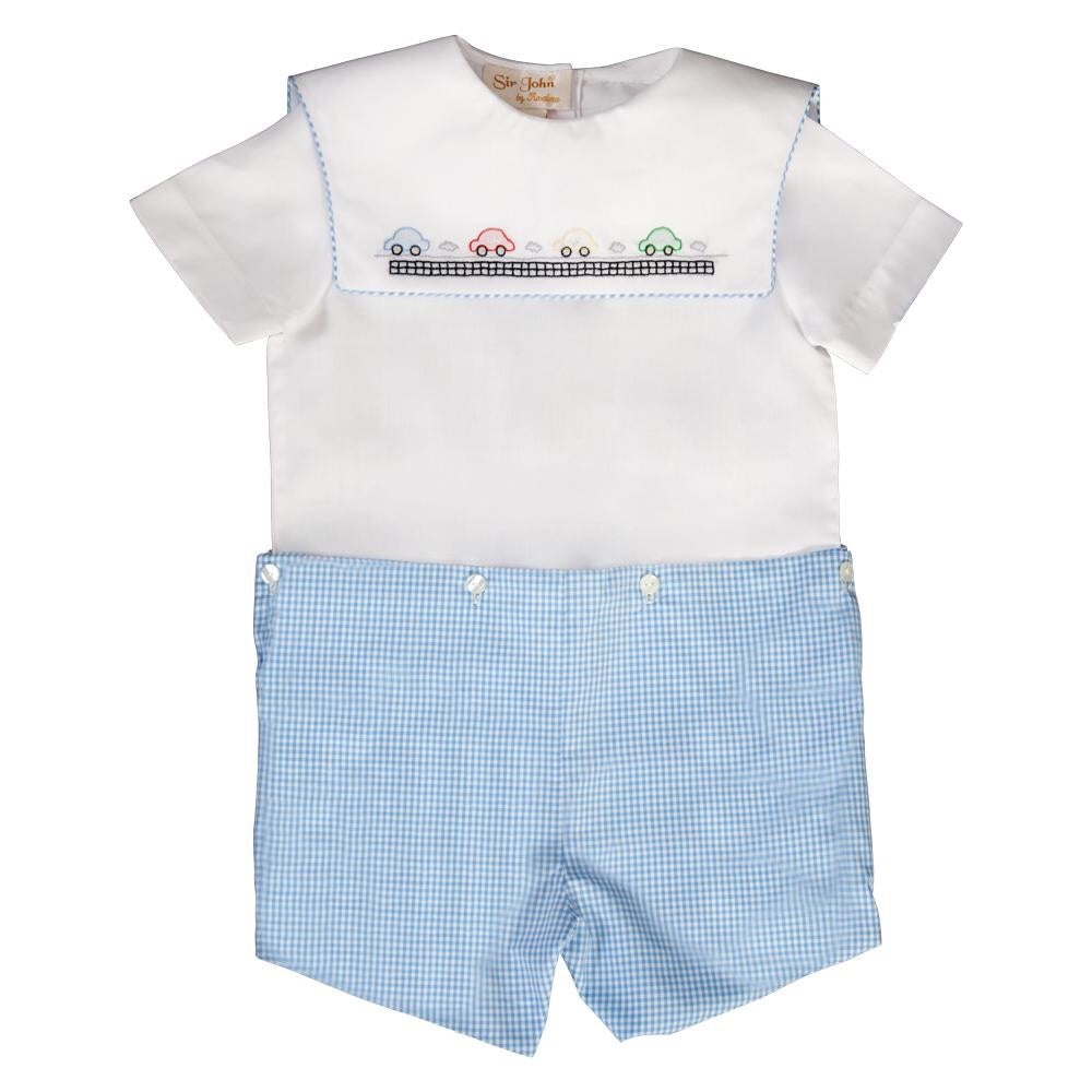 Rosalina Car Shortall