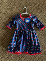Charlie's Project Little Ladybug Hugs Collection Dress