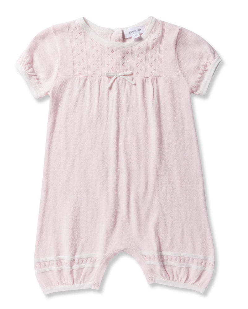 Angel Dear Pink Romper