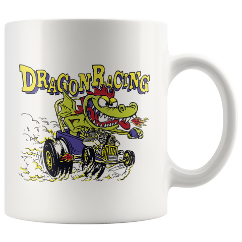 Dragon Racing - Mug - fastandtune