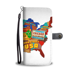 The Mother Road - Wallet case - fastandtune
