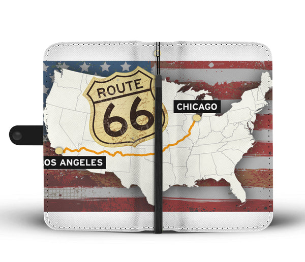 USA Road 66 - Walet case - fastandtune