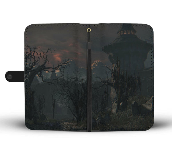 City of Death - Wallet case - fastandtune
