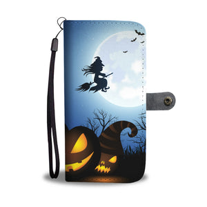 The Bad Witch - Wallet case - fastandtune