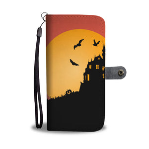 The Haunted Castle - Wallet case - fastandtune