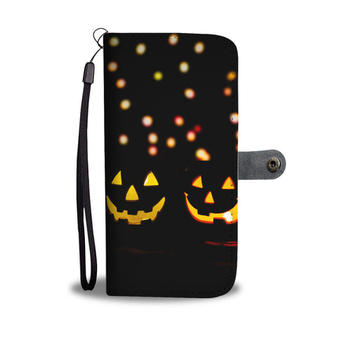 Smile Pumpkin - Wallet case - fastandtune