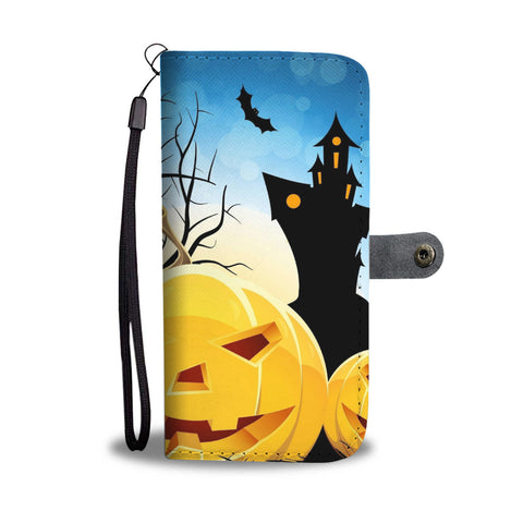Happy Pumpkins - Wallet case - fastandtune