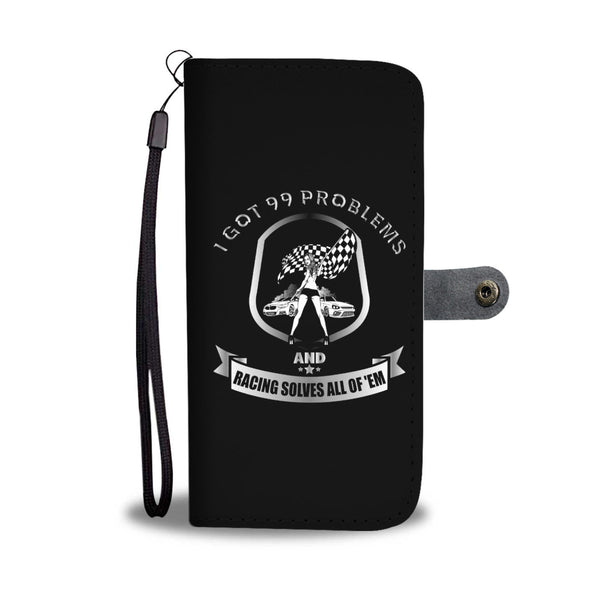 I Got 99 Problems - Wallet case - fastandtune