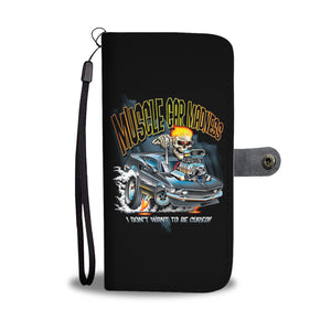 Muscle Cars Madness - Wallet case - fastandtune