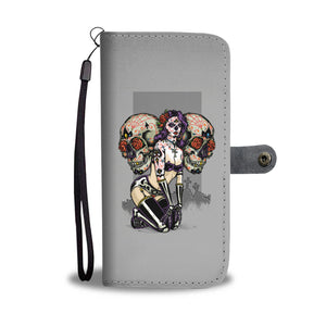 Goth and Beauty - Wallet case - fastandtune