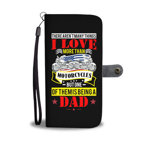 I love being a Dad - Wallet case - fastandtune